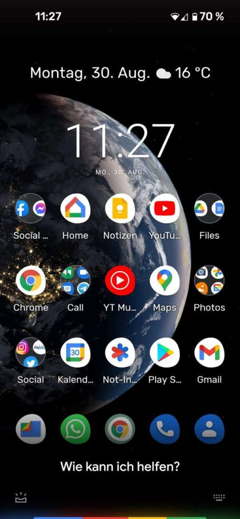 20210913 Material You Clock   Android-User.de1