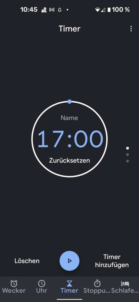 20210913 Material You Clock   Android-User.de4