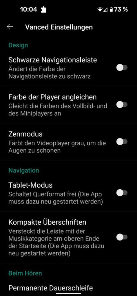 20211006 YouTube Music Vanced   Android-User.de12
