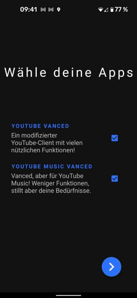 20211006 YouTube Music Vanced   Android-User.de2