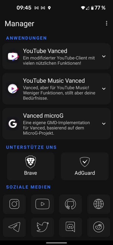 20211006 YouTube Music Vanced   Android-User.de3