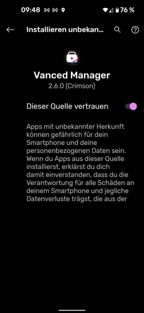 20211006 YouTube Music Vanced   Android-User.de4