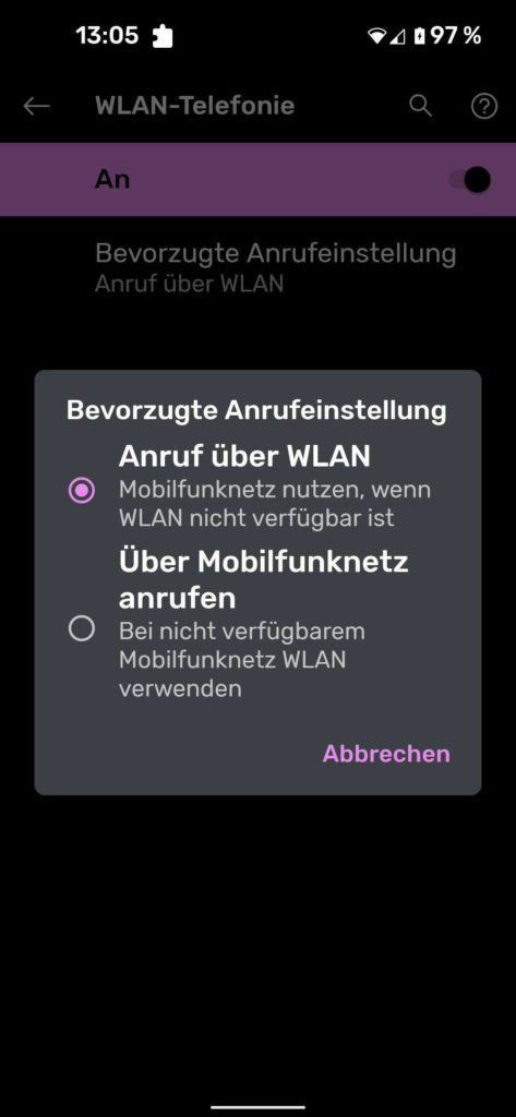 20211010 WiFi Calling   Android-User.de2