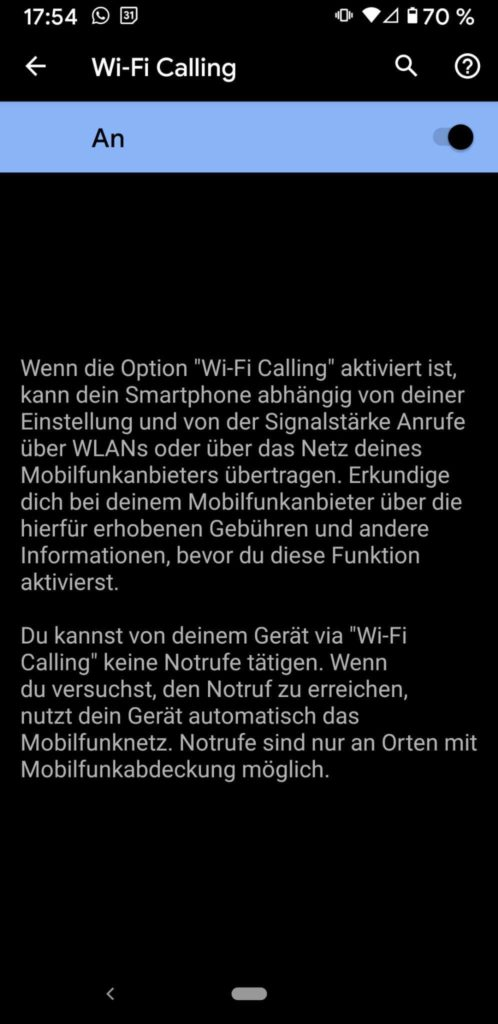 20211010 WiFi Calling   Android-User.de8